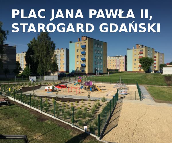 Kowalczyk Budownictwo - Plac Aleja Jana Pawła II