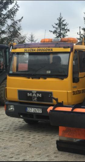 Kowalczyk Budownictwo Ciężarówki